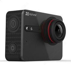 freeshipping 2016 NEW EZVIZ 4K Sports Camera EZVIZ S5 Plus With Build-in Wifi Ultra HD 4K 30FPS Video Standard Edition
