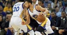 #NBA: Los Warriors vencen a Suns y se coronan en el oeste