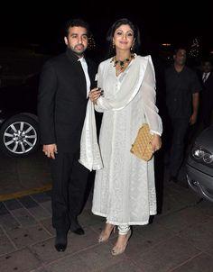 Shilpa Shetty #shilpashetty #chanel #salwar #churidar