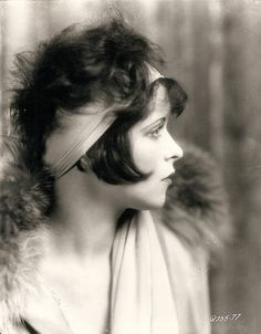 Cinema Connection--Clara Bow Inspires Jazz Age Hair and Makeup for the Modern Age | GlamAmor