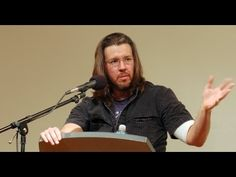 Amazing. Awareness and choice. This Is Water by David Foster Wallace Full Speech - YouTube