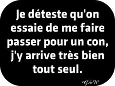 « PANNEAUX »Page 13 Words Quotes, Sayings, Some Jokes, French Quotes, Bad Mood, Derp, Sentences, Funny Pictures, Funny Quotes