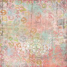 Яндекс.Фотки Printable Scrapbook Paper, Papel Scrapbook, Scrapbooking, Papel Vintage, Vintage Cards, Background Vintage, Paper Background, Vintage Floral Wallpapers, Image Paper