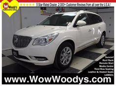 2014 Buick Enclave F