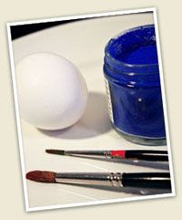 An article on traditional methods of egg tempera painting (focus on pigments)
