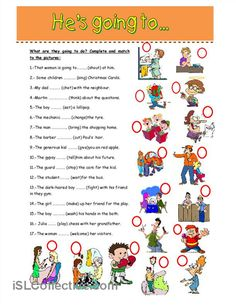 Improper To Mixed Fractions Worksheet Word Simple Present Tense With Jobs Esl Exercise Worksheet  Esl  Perimeter Area And Scale Factor Worksheet Answers Excel with Two Year Old Worksheets He Is Going To Worksheet  Free Esl Printable Worksheets Made By Teachers Spring Worksheets For Kindergarten