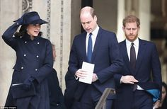 British Royals attends the Grenfell Tower national memorial service held at St Paul's Cathedral in London Princess Kate Middleton, Kate Middleton Prince William, Kate Middleton Photos, Prince William And Catherine, Prince Charles, Prince Henry, Prince George Alexander Louis, Prince Phillip, Kate And Harry