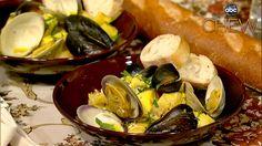 Julia Child's Bouillabaisse recipe. #thechew
