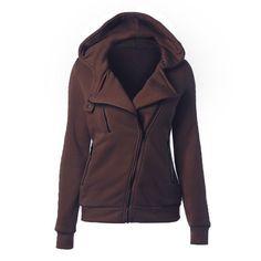 Long Sleeve Pullover Hoodie w/ Shawl Collar