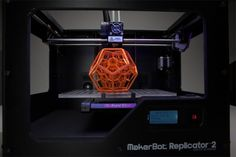 MakerBot's 3D printers are like the Rolls Royces of printers. Oh the places you'll go with a 3D printer!!!! Game-changers: 15 technologies that could change your life | Fox News