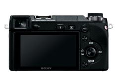 Review Discount Sony NEX-6L/B 16.1 MP Compact Interchangeable Lens Digital Camera with 16-50mm Power Zoom Lens and 3-Inch LED (Black)