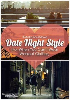 Date Night Outfits For When You Can't Wear Workout Clothes sponsored by Kohl's