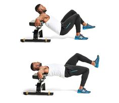 Best Hamstrings Exercises of All Time