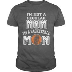Im Not A Regular Mom Im A Basketball Mom Grandpa Grandma Dad Mom Girl Boy Guy Lady Men Women Man Woman Coach Player Sport, Order HERE ==> https://www.sunfrog.com/Sports/129699446-838111190.html?6432, Please tag & share with your friends who would love it, #christmasgifts #jeepsafari #renegadelife