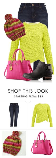 """""""Untitled #20554"""" by nanette-253 ❤ liked on Polyvore featuring Melissa McCarthy Seven7, Ted Baker and SOREL"""