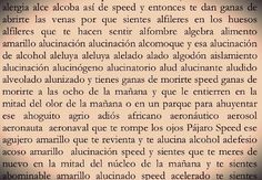 El pajaro speed y su banda de corazones maleantes - Rafael Chaparro Madiedo