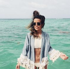 Summer Inspiration: Blogger's Beachwear