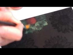 Painting With Perfect Pearls - YouTube