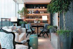 As cores dão vida a este apartamento carioca - Casa.com.br