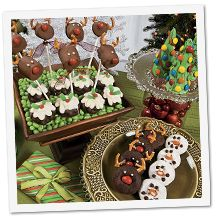 cute easy xmas snacks and desserts
