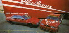 Alfa Romeo 164 ProCar & Alfa 75 IMSA
