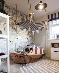 This is magical every little boys dream room!{ The Design House } Tag someone who would love this . - Architecture and Home Decor - Bedroom - Bathroom - Kitchen And Living Room Interior Design Decorating Ideas - Baby Bedroom, Kids Bedroom, Bedroom Decor, Childrens Bedroom, Bedroom Interiors, Trendy Bedroom, Bedroom Themes, Boys Room Decor, Kids Decor