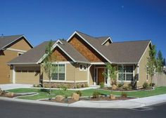 Craftsman Plan: 2,000 Square Feet, 4 Bedrooms, 2 Bathrooms - 2559-00140