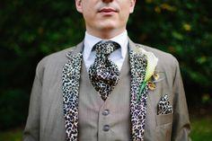 Wild Safari Park Wedding with Animal Print Fancy Dress: Damon Tooty rocknrollbride. Leopard Print Wedding, Animal Print Wedding, Animal Print Decor, Wedding Costumes, Nontraditional Wedding, Alternative Wedding, Fancy Dress, Wedding Ideas, Wedding Stuff