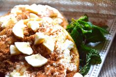 Cinnamon n' Honey Morning Waffles #glutenfree