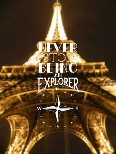 Hand made type, vectorised, then placed over an image I took at Paris.