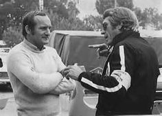 MIKE HAILWOOD STEVE McQUEEN