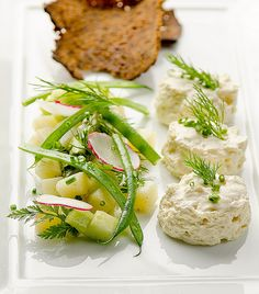 Smoke Iceland Mackeral Mousse by ekmai, via Flickr