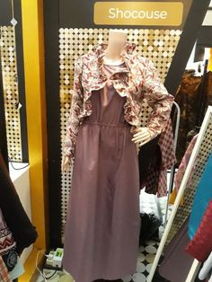 Gamis 063 Rp650 000.00 Material : Cotton with Semi Wool, Size : Fit to L Qty : 3pcs Onlyhttps://shocouse-identity.ecwid.com/#!/Gamis-063/p/100576385