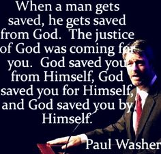 God Saved you- Paul Washer