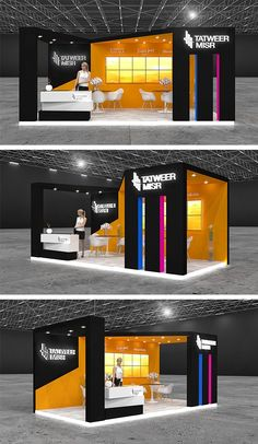 Tatweer Misr Booth at North Coast Exhibition Stall Design, Exhibition Display, Exhibition Stands, Kiosk Design, Display Design, Web Banner, Banners, Expo Stand, Lobby Interior
