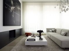 Apartamento Moderno con Elegante Decoración 5
