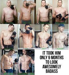 #motivação #tranformação #bodybuilding #fitness