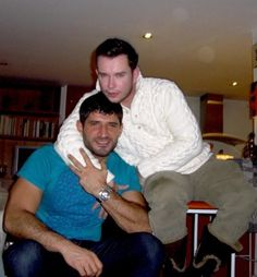 The tabloids have repeatedly mentioned that Fadi Fawaz is already scared by the death of Boyzone's Stephen Gately. Learn the truth about Fadi's involvement with Stephen Gately's death. Stephen Gately, Band Of Brothers, George Michael, Serial Killers, Connection, Death, Couple Photos, Music, Youtube