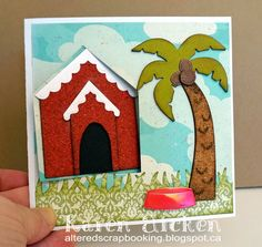 Altered Scrapbooking: Pivot Cards