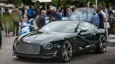 Dévoilée lors du dernier salon de Genève, la Bentley EXP 10 a remporté le prix des concepts. Ce coupé très élégant va être produit en série.