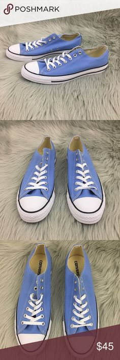 New Converse Chuck Taylor All Star M 10.5/WO 12.5 Brand New With Box Without Lid  The Chuck Taylor All Star Sneaker is a classic shoe that will never go out of style. Converse Shoes Sneakers