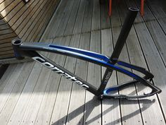 Corratec X Bow frame. Just beautiful!!