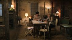 Once Upon a Time - Mary Margaret's apartment :)