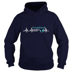 OCCUPATIONAL THERAPIST HEART SOUND T-Shirts, Hoodies. SHOPPING NOW ==►…