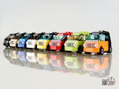 Lego small car. by stick_kim, via Flickr