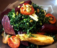 Kale & Beet Salad