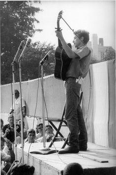Bob Dylan, Newport 1963