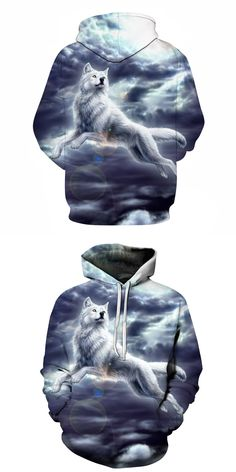 4312d51f5 Feelincolor Men Women Sweatshirt 3d Hoodies Black Lion Hoodie Autumn ...