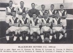 Back Row, Front Row, Blackburn Rovers Fc, Football Team, Football Squads