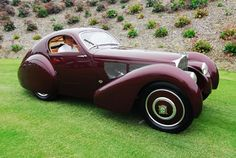 Bugatti 1931 Type 51 Dubos Coupe...I must be falling for old cars...someone please take me for a ride!